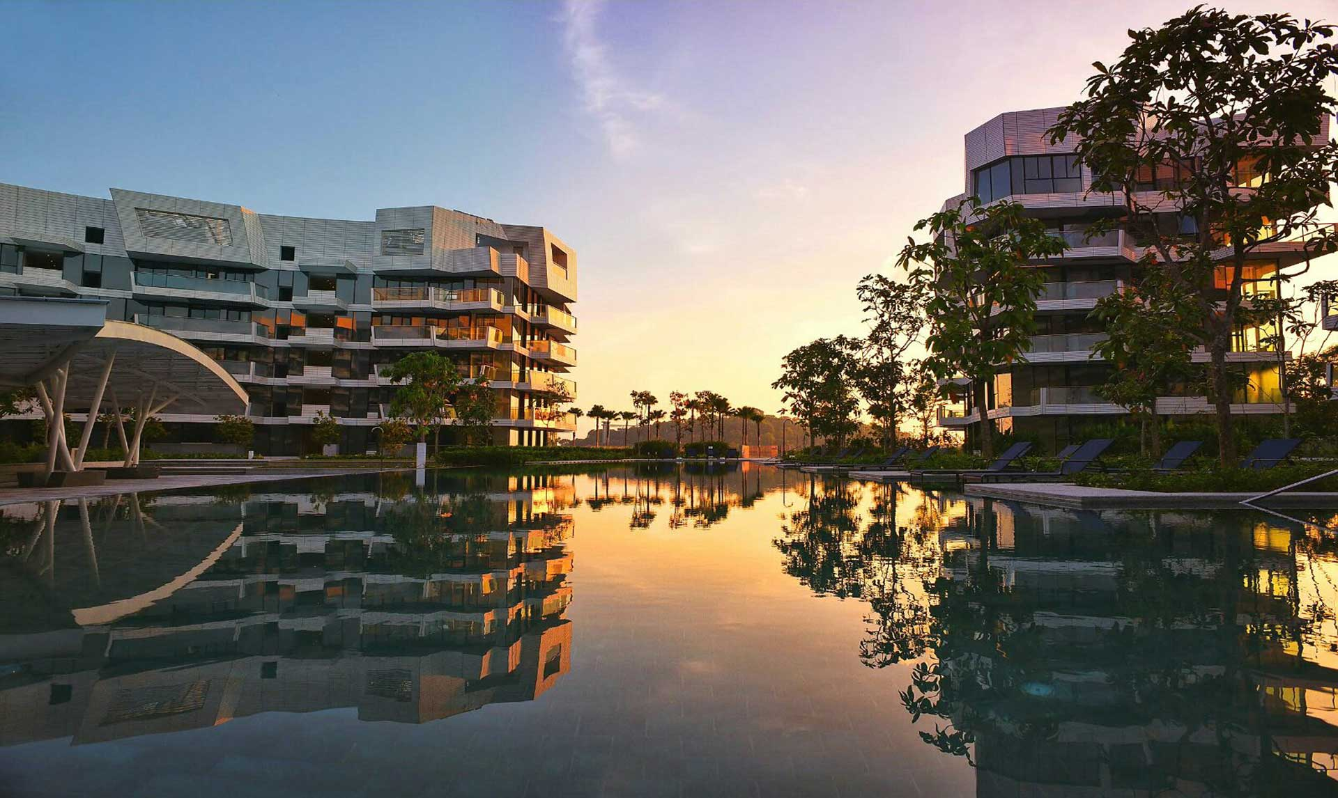 Residences at Keppel Bay - Singapur